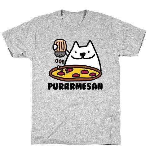 Purrrmesan T-Shirt
