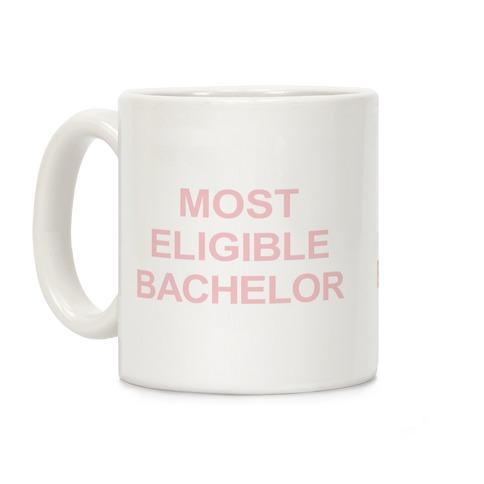 Most Eligible Bachelor Coffee Mug