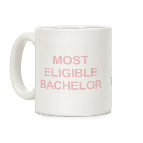 Most Eligible Bachelor Coffee Mug