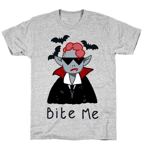 Bite Me Vampire T-Shirt