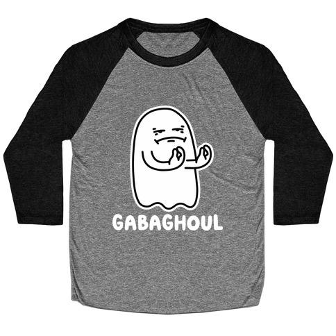 Gabaghoul Baseball Tee