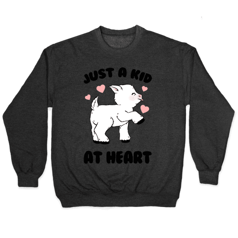 Just A Kid At Heart Pullover