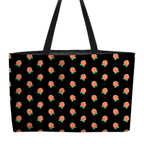 Butt Peaches Weekender Tote