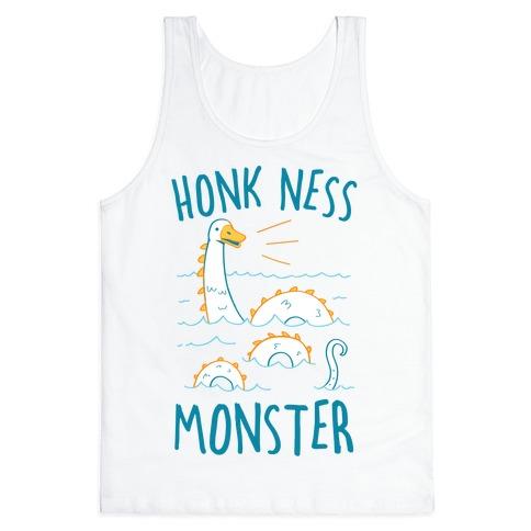 Honk Ness Monster Tank Top
