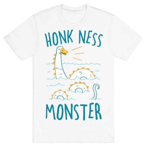 Honk Ness Monster T-Shirt