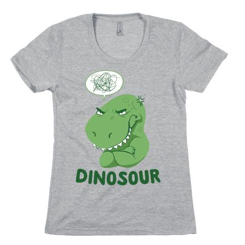 Dinosour Womens T-Shirt