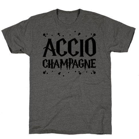 Accio Champagne Mens T-Shirt