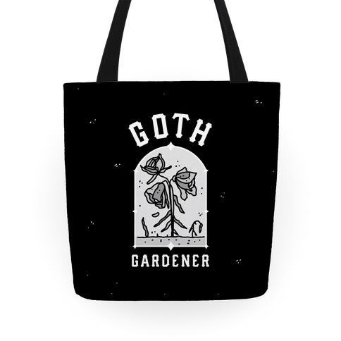 Goth Gardener Tote