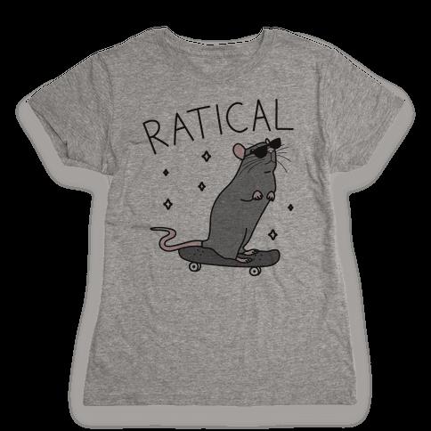 Funny Rat T Shirts Lookhuman