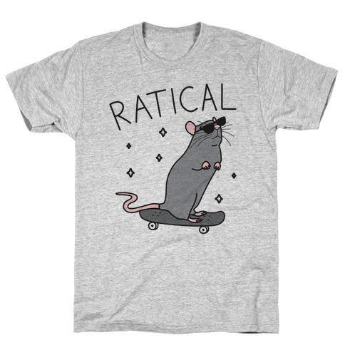 Ratical Rat T-Shirt
