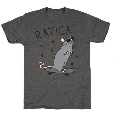 Ratical Rat T-Shirt
