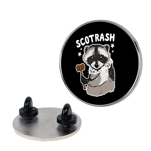 SCOTRASH Pin