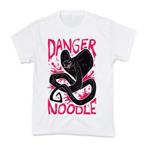 Danger Noodle Kids T-Shirt
