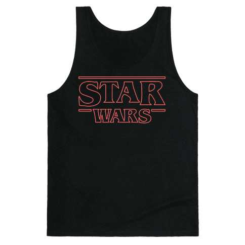 Star Wars Things Tank Top