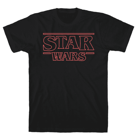 Star Wars Things Mens T-Shirt