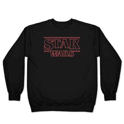 Star Wars Things Pullover