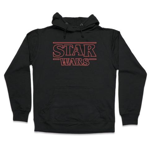 Star Wars Things Hooded Sweatshirt
