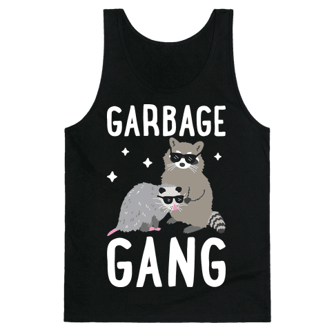 Garbage Gang Tank Top