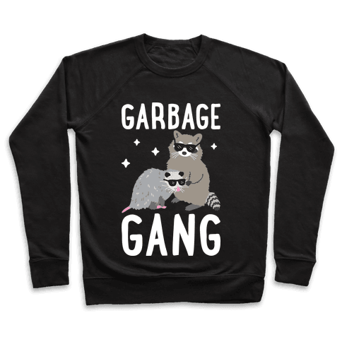 Garbage Gang Pullover
