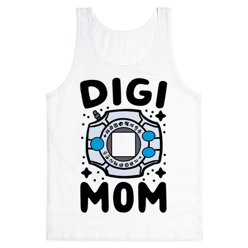 Digi Mom Tank Top