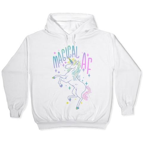 Women/'s Workout Hoodie Funny Unicorn Hoodie Unicorn Zip-Up Majestic Hoodie Zip-Up Magical Hoodie Majestic AF Hoodie Unicorn Hoodie