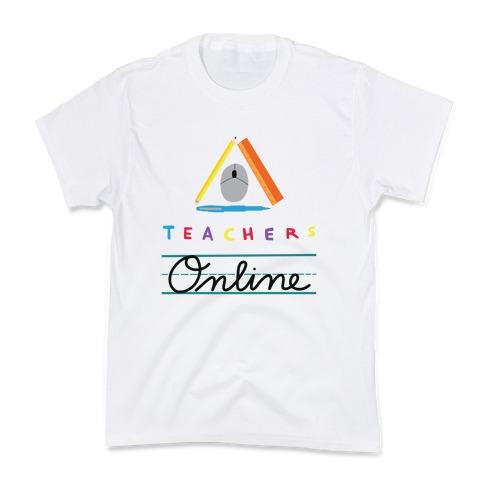 TOL: Teachers Online Kids T-Shirt