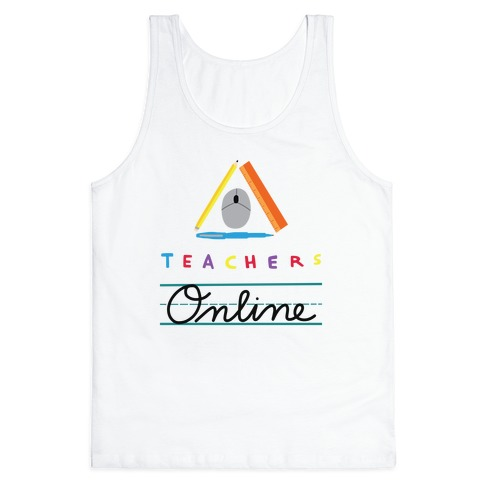 TOL: Teachers Online Tank Top