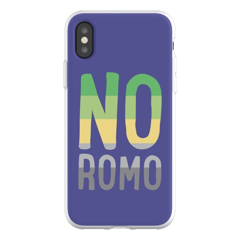 No Romo Phone Flexi-Case