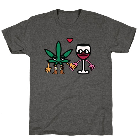 Weed-n-Wine T-Shirt