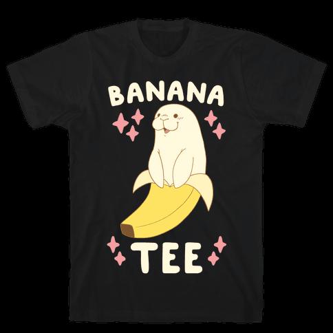 Banana-tee Mens T-Shirt
