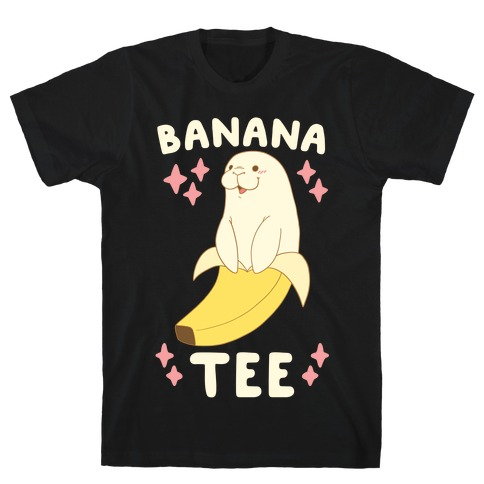 Banana-tee Mens T-Shirt