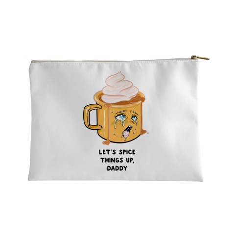 Let's Spice Things Up Daddy Accessory Bag