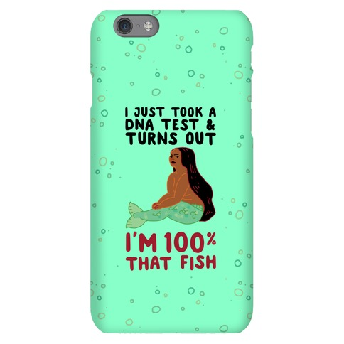 100% That Fish Phone Case