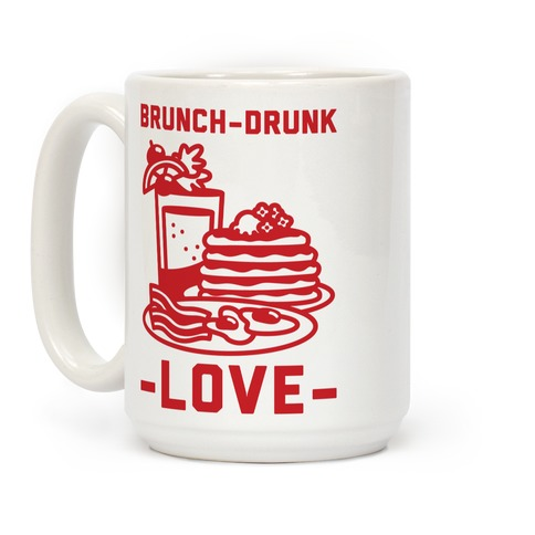 Brunch-Drunk Love Coffee Mug