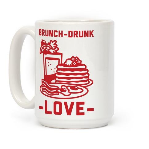 Brunch-Drunk Love Coffee Mug