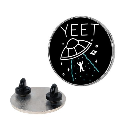 YEET UFO Pin