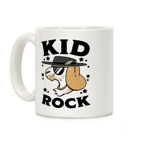 Kid Rock Goat Coffee Mug