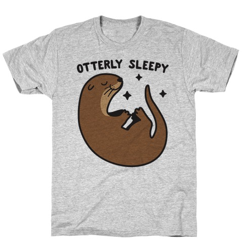 Otterly Sleepy T-Shirt