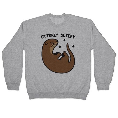 Otterly Sleepy Pullover