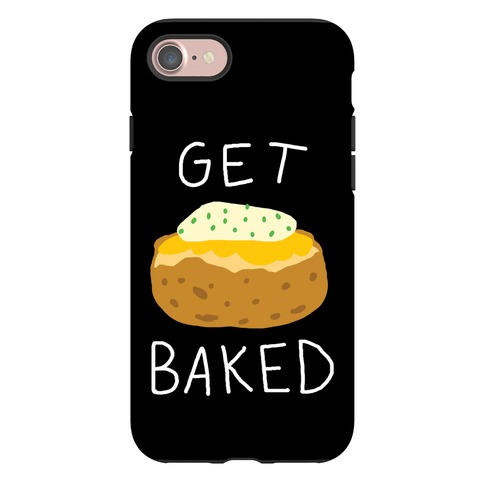 Get Baked Phone Case