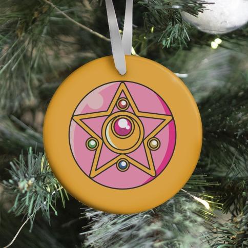 Sailor Moon Crystal Star Brooch Ornament