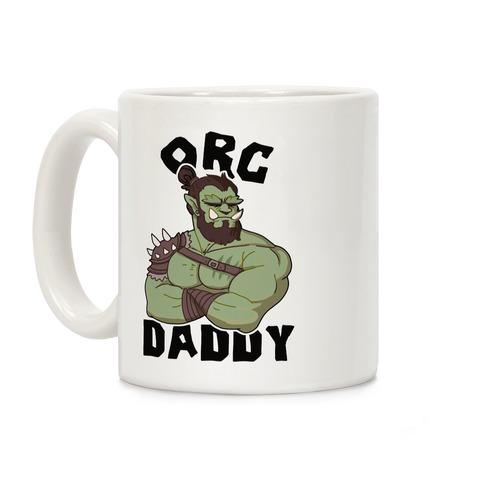 Orc Daddy Coffee Mug