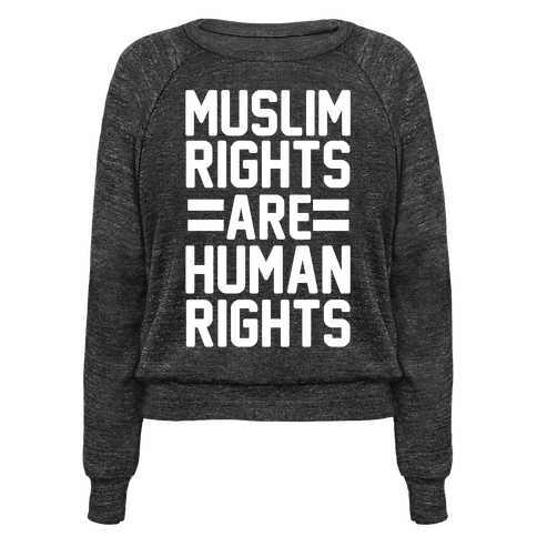 Muslim Rights Are Human Rights