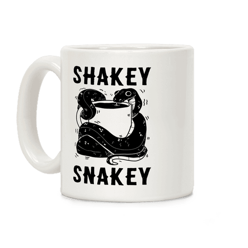 Shakey Snakey Coffee Mug