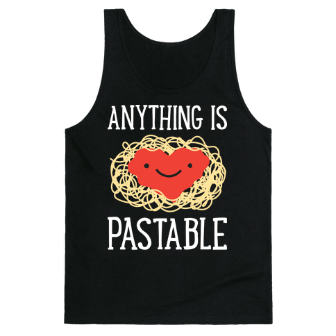 Anything Is Pastable Tank Top