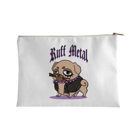 Ruff Metal Accessory Bag