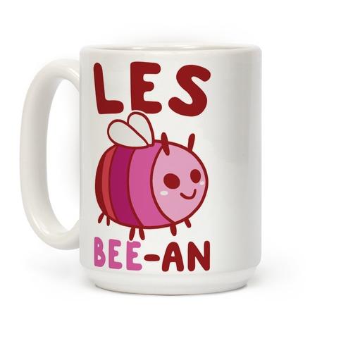 Les-bee-an Coffee Mug