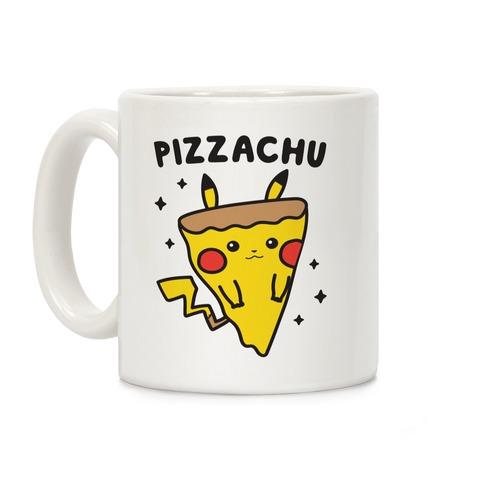 Pizzachu Parody Coffee Mug