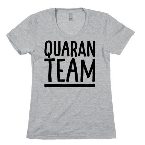 Quaranteam Womens T-Shirt
