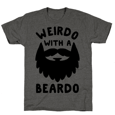 Weirdo with a Beardo